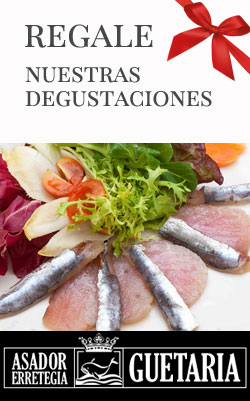 Menú degustación en Bilbao