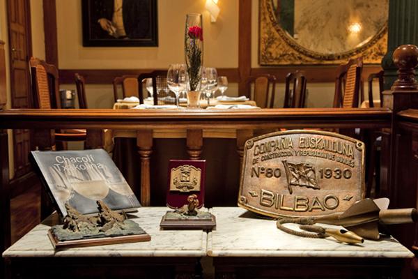 Objetos navales, tradición vasca